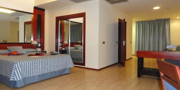 foto de una habitación accesible