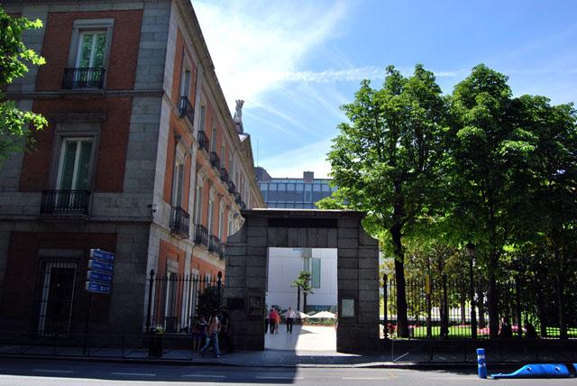 entrada al museo thyssen bornemisza