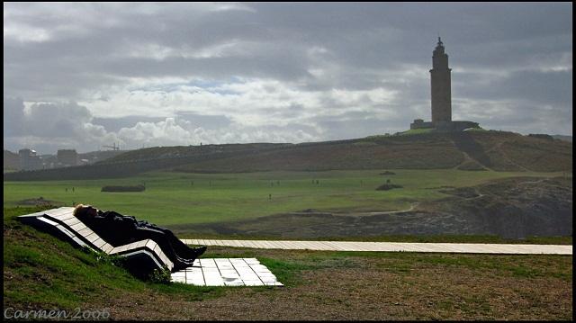 La Coruña. Fotografía Carmen Martínez Torrón