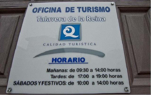 oficina de turismo talavera de la reina