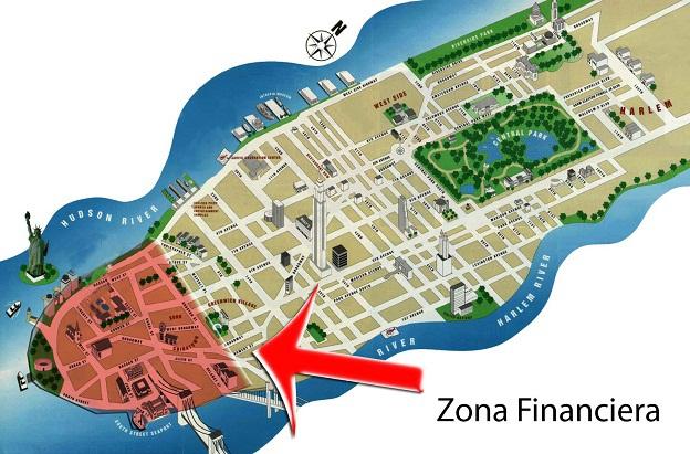 zona financiera