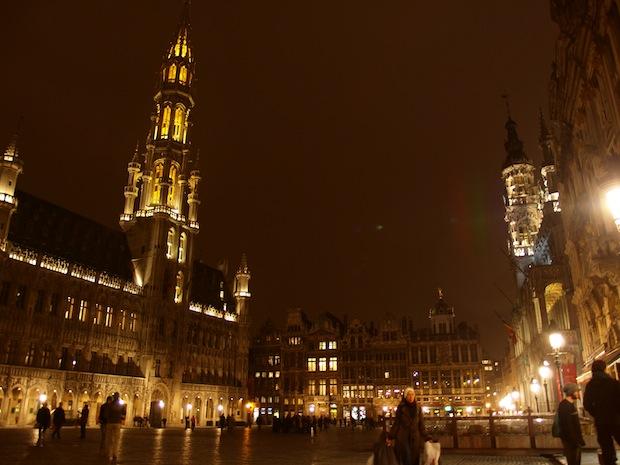 gran place de bruselas, bélgica
