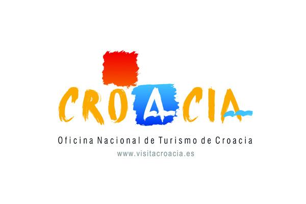 logo de visita croacia
