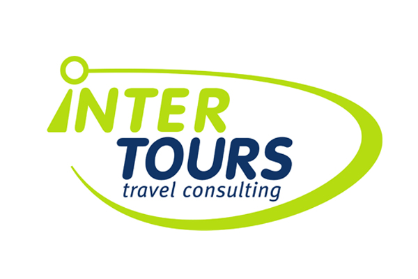logotipo de intertours travel consulting