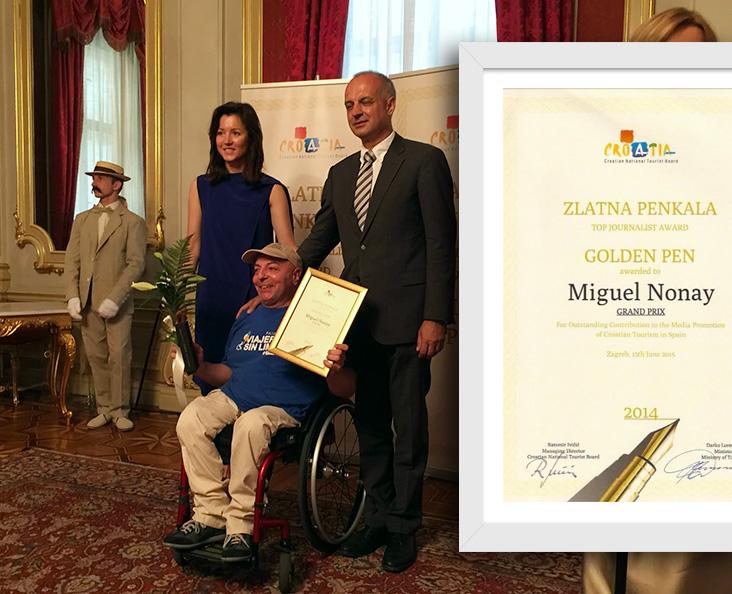 Premios Golden Pen 2014