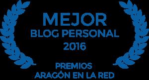 Mejor Blog Personal 2016