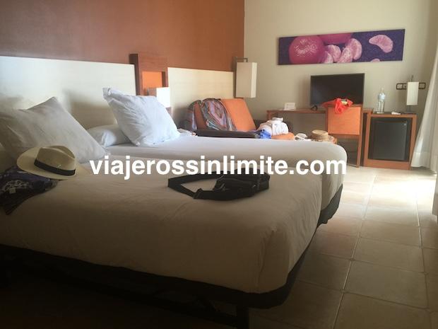 Mi experiencia en el hotel Ilunion Fuengirola con silla de ruedas