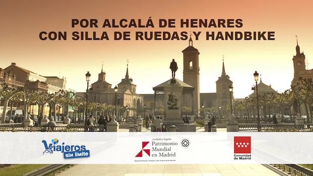 Alcalá de Henares al atardecer