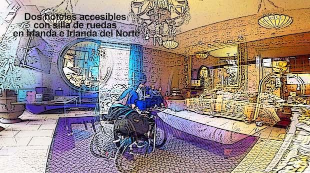 Miguel en los dos hoteles