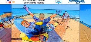 Miguel en las dos playas